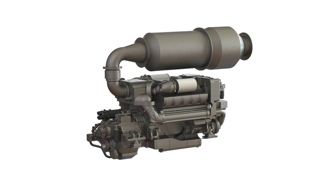 S2000 M72 – IMO Tier III