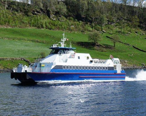 Environmentally friendly propulsion for Rygerprinsessen