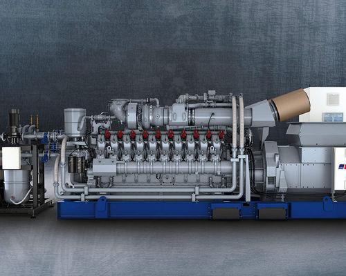 MTU Series 4000 Gas