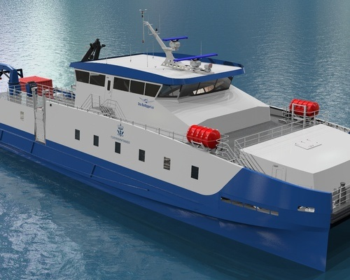 Low emission solutions for the Norwegian Directorate of Fisheries` new high-speed vessel